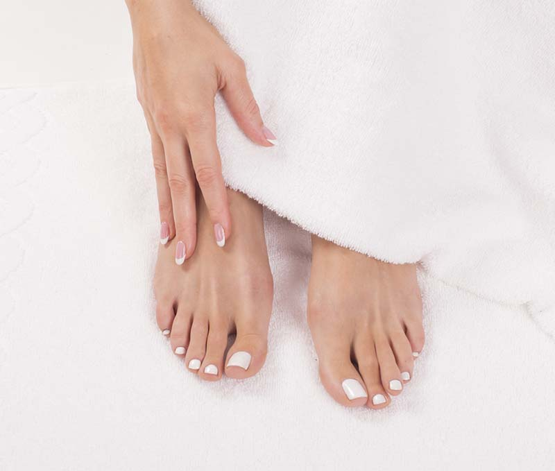 manicures and pedicures gloucester